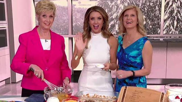 Cooking with 'Friends': Jillian Mele's breakfast casserole