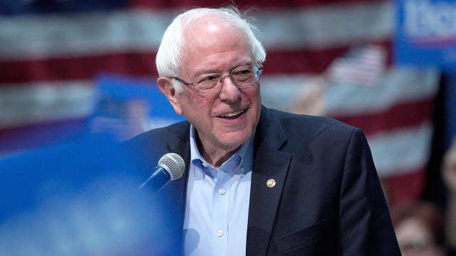 Bernie Sanders reignites enthusiasm on the campaign trail