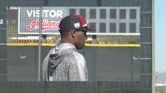 First African American player in Arizona's spring training broke barriers