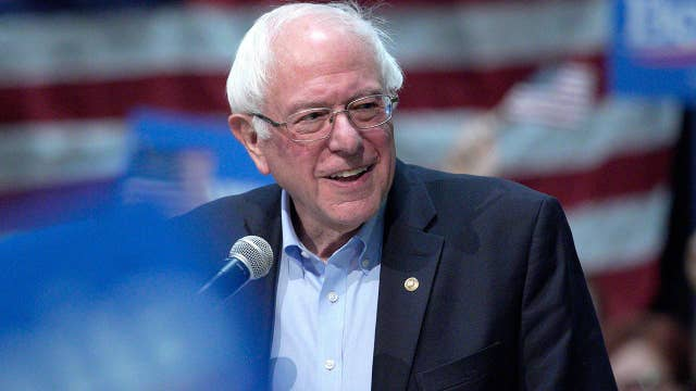 Feel the Bern: Fellow Democratic 2020 presidential contenders echo key Sanders proposals thumbnail