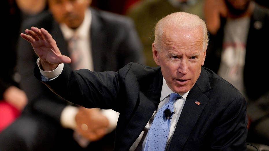 Would Joe Biden entering the 2020 race be good for Democrats?