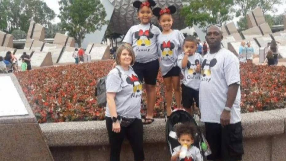 Restaurant owner treats 20 employees and their families to 'priceless' Disney World trip