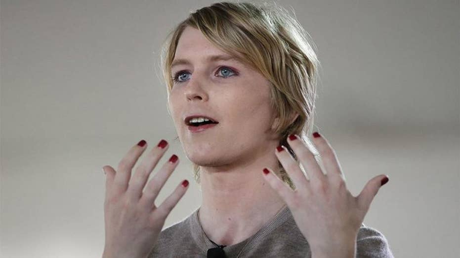 Chelsea Manning in custody after refusing to testify before federal grand jury in WikiLeaks probe