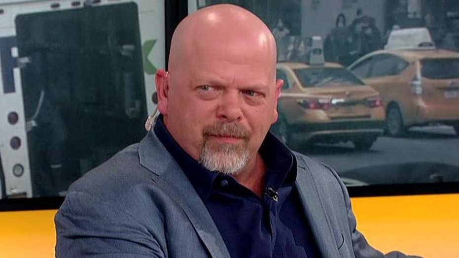 'Pawn Stars' host Rick Harrison warns of the dangers of socialism