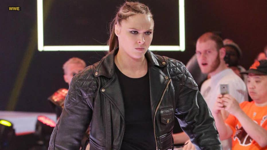 Fighting legend Ronda Rousey drops F-bomb, blasts WWE Universe