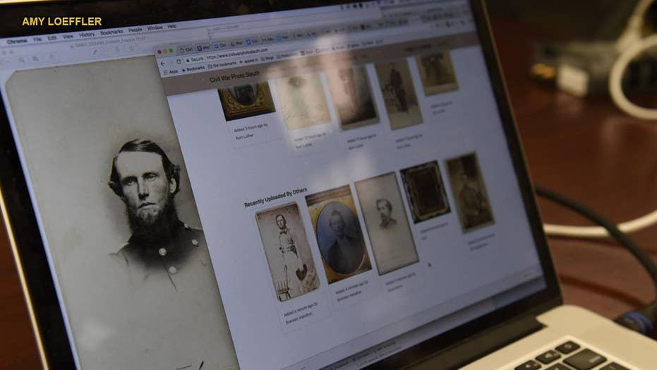 Artificial intelligence could help identify Civil War veterans in your family