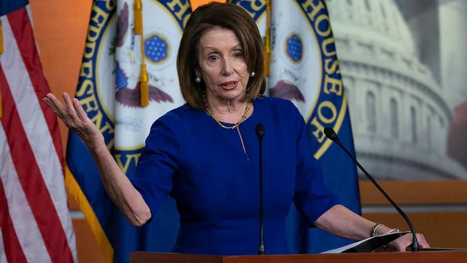 Pelosi's power struggle: House speaker clashes with radical Democrats