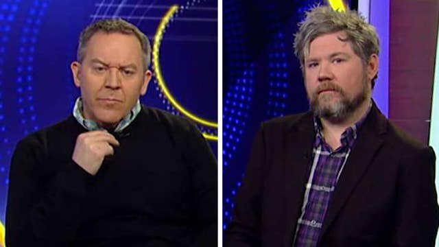 Tucker Carlson's 'Final Exam': Greg Gutfeld vs. 12-time 'Jeopardy!' champion
