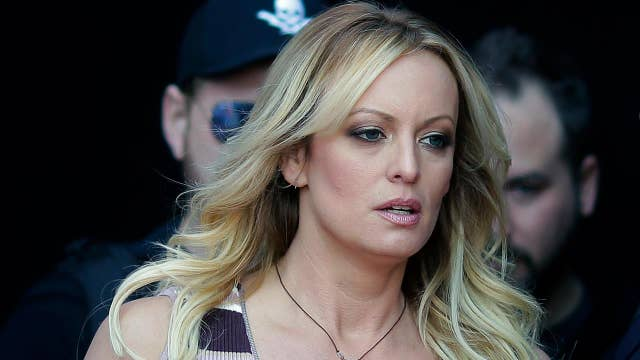 Former Fox News executive: I stopped Stormy Daniels story because it had no proof
