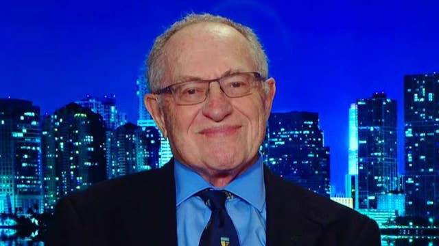 Dershowitz: Omar should've been singled out for her anti-Semitism