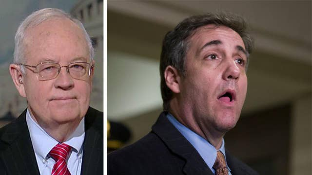 Ken Starr on whether Michael Cohen lied to Congress again