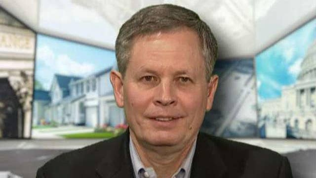 Sen. Daines on request for funding details for border wall