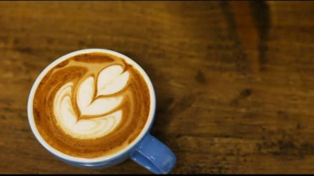 Prisoners swap crime for coffee