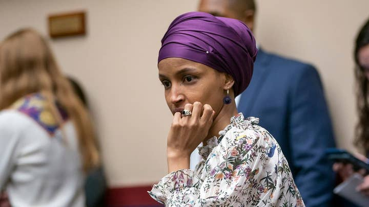 Rep. Ilhan Omar slams Obama's 'hope and change' message