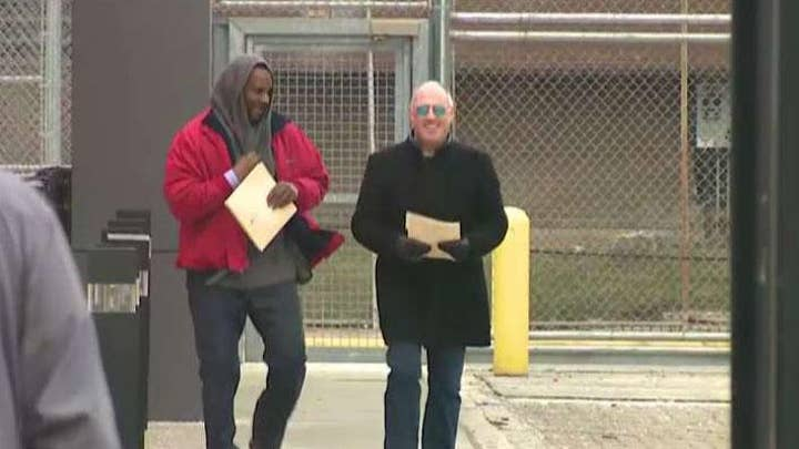 R. Kelly released from jail after $161,000 in child support is paid on his behalf