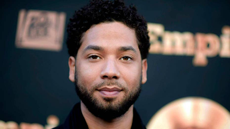 'Empire' actor Jussie Smollett indicted on 16 felony charges