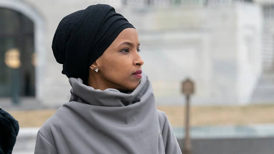 Congresswoman Omar slams former President Obama in Politico interview