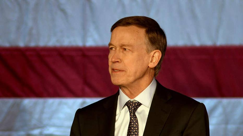 John Hickenlooper says he's a moderate, but is he?