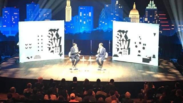 2020 Democrats at SXSW take on tech companies