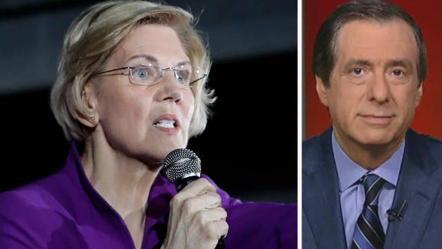 After the Buzz: Warren would break up Big Tech