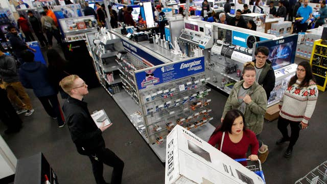 Retail sales rebound after ending 2018 with biggest drop in a decade