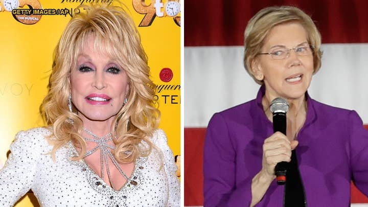 Dolly Parton 'did not approve' Elizabeth Warren's use of hit song for 2020 campaign