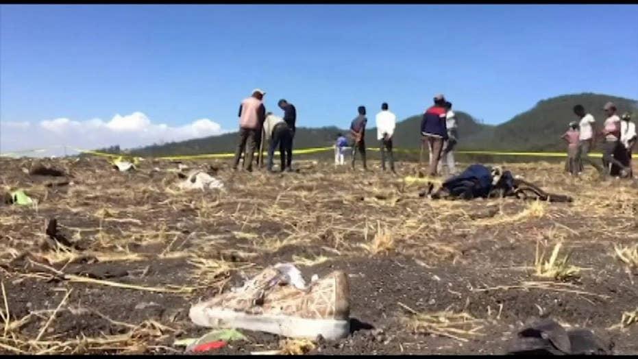 Ethiopian Airlines jet crashes en-route to Kenya