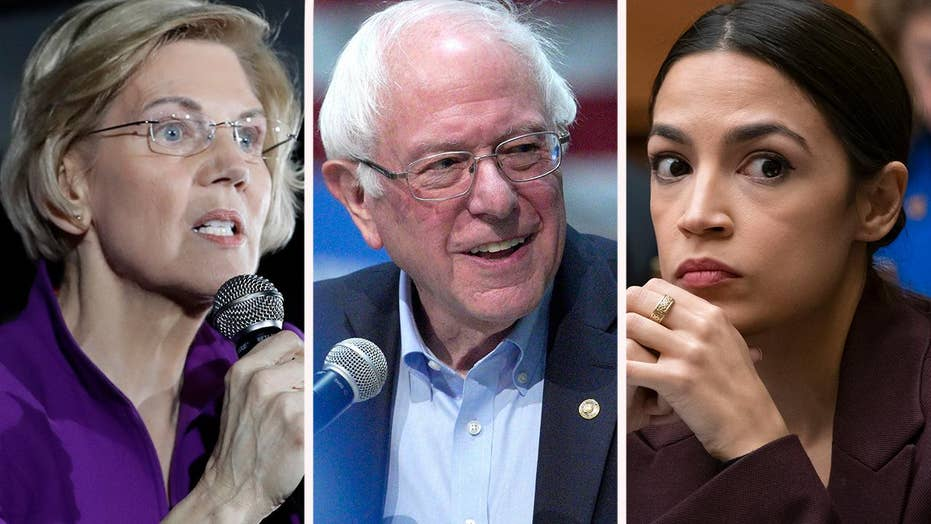 Democrats divided on socialism