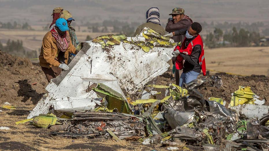 Black box discovered in deadly Boeing crash in Ethiopia
