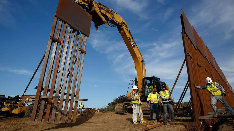 Democrats say border wall money in Trump's budget plan would be better spent elsewhere