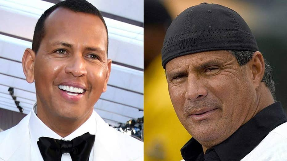 Jose Canseco accuses Alex Rodriguez of cheating on Jennifer Lopez, challenges him to fight
