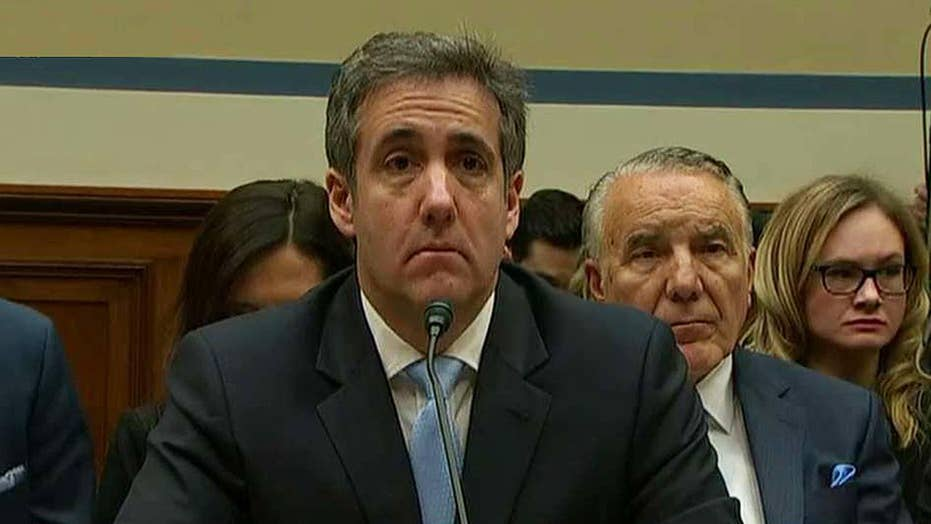Cohen likely to face DOJ perjury probe according to top House Democrat