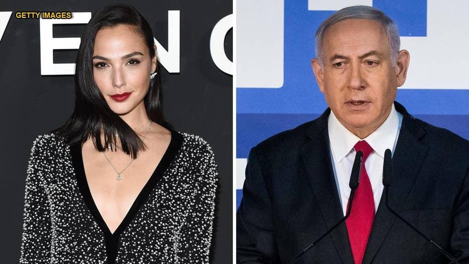 'Wonder Woman' star Gal Gadot takes on Benjamin Netanyahu with anti-racism post