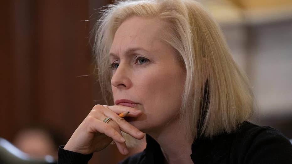 Gillibrand defends office's handling of aide's sexual harassment complaint