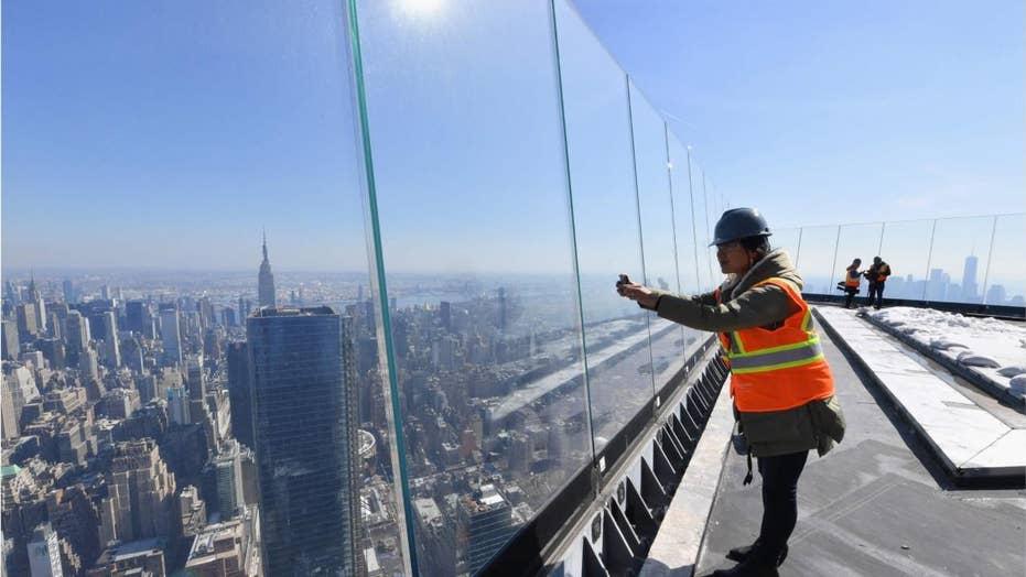Renderings show NYC's plan for tallest observation deck in Western Hemisphere