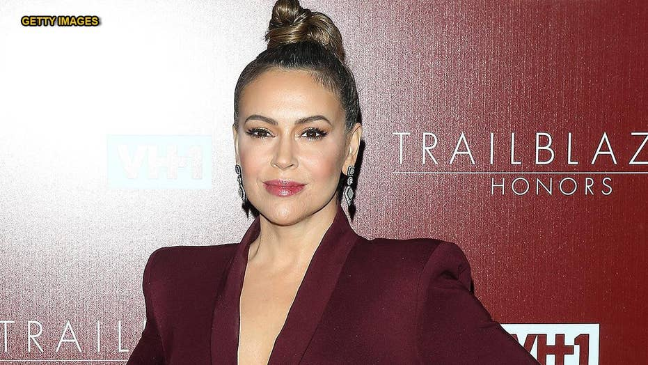 Alyssa Milano slammed for calling herself trans, disabled, gay, man, etc.