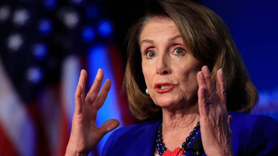 Nancy Pelosi pushes away from impeaching President Trump