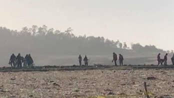 US aviation experts join Boeing crash investigation in Ethiopia