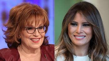 Melania Trump rep slams 'The View' for 'shameful' body double segment