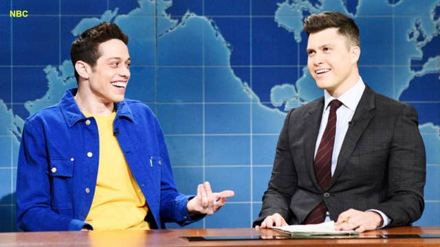 Catholic Church demands 'SNL' apologize for Pete Davidson jokes comparing R. Kelly's sex abuse scandals