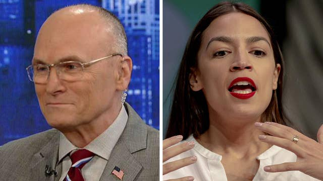 Puzder: AOC doesn't know what socialism, capitalism are