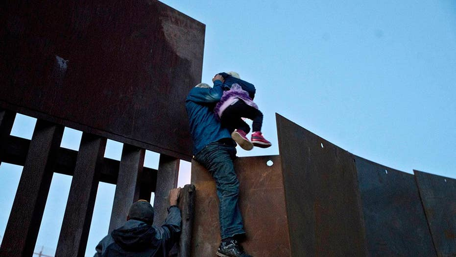 Border security officials gearing up for record number of migrant families trying to enter US