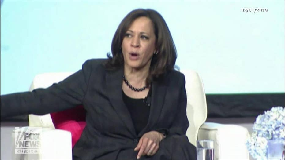 2020 presidential candidate Senator Kamala Harris (D-CA): What to know