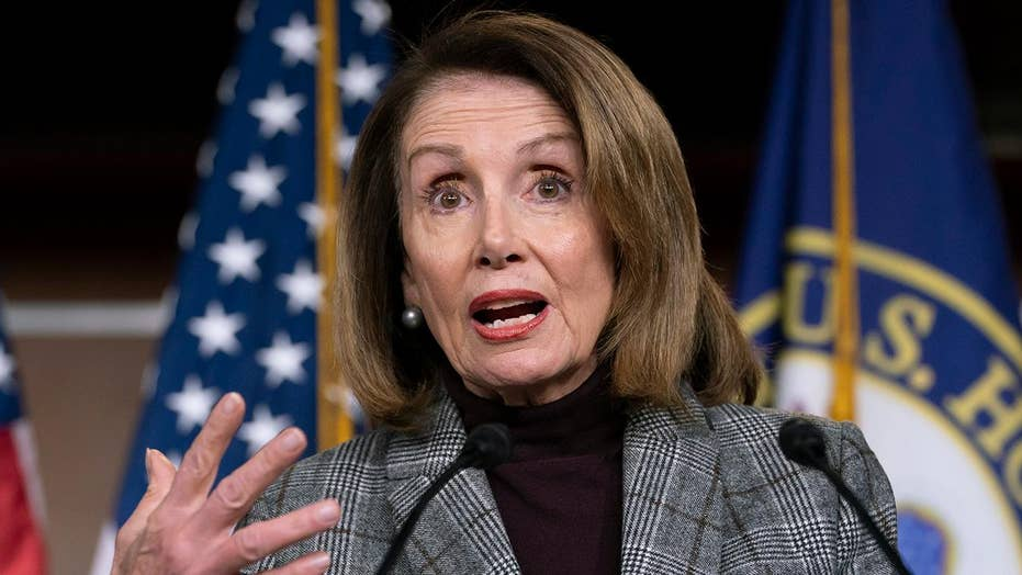 Byron York: Pelosi's belated impeachment pushback a surprise