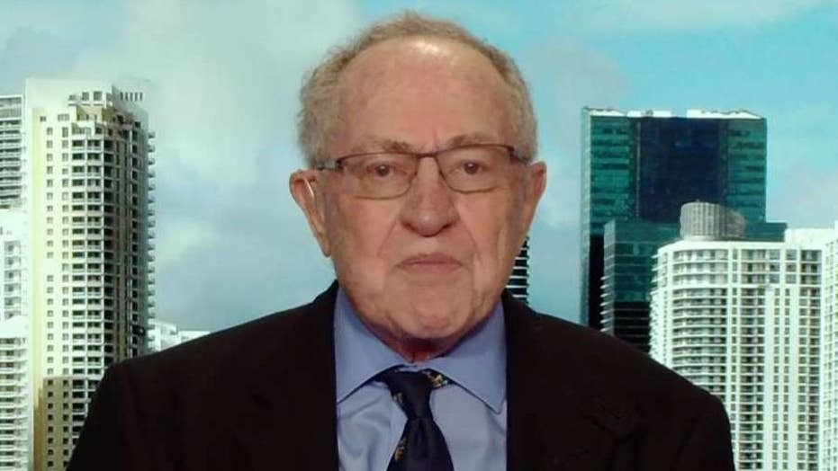 Dershowitz: College admissions scam is the worst scandal involving elite universities in U.S. history