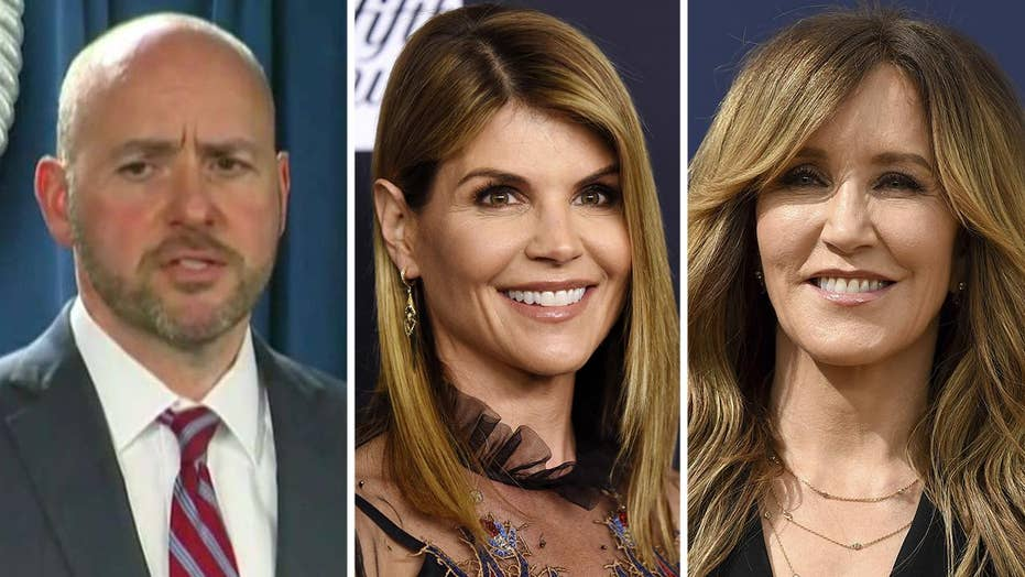 Federal officials detail charges in college admissions cheating scandal
