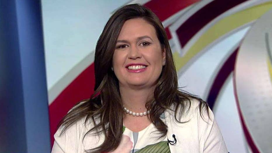 Sarah Sanders on Pelosi shelving impeachment, new border wall funding fight, Trump's immigration comments