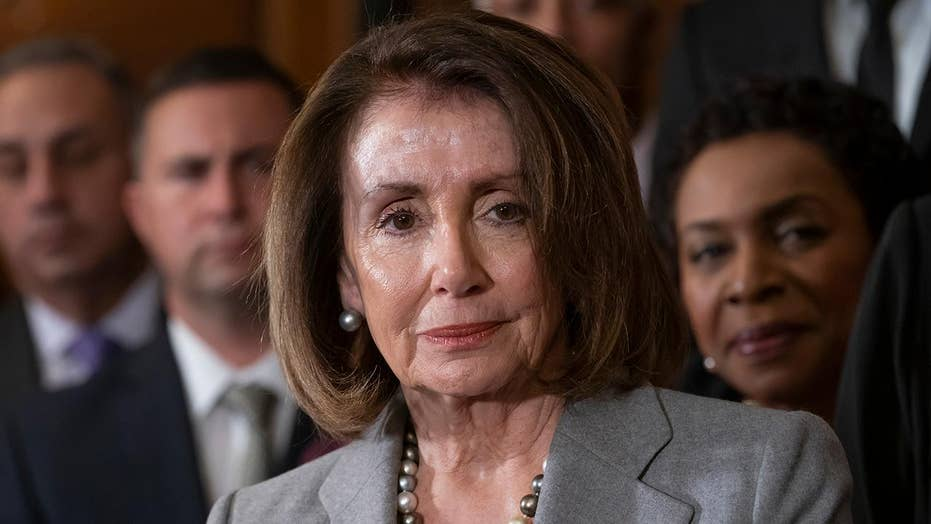 Pelosi faces pushback as Democrats disagree with speaker on impeachment