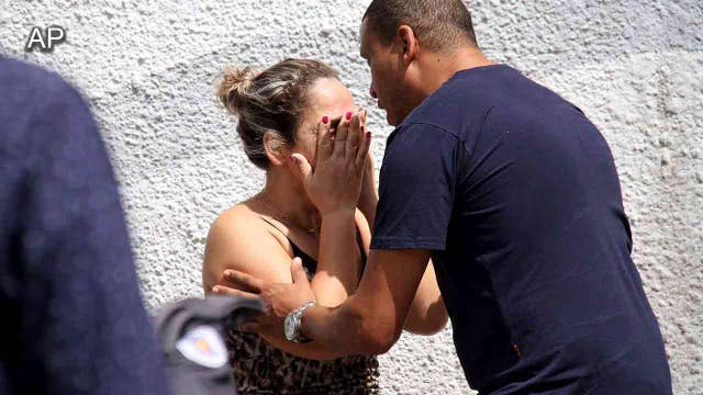 Brazil elementary school attacked by two shooters