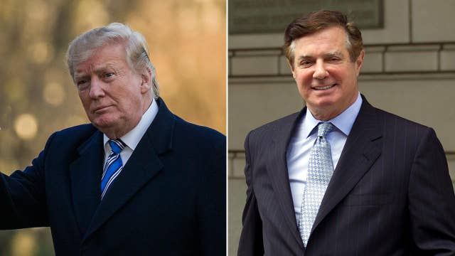 John Yoo says President Trump would be 'out of his mind' to pardon Paul Manafort